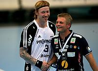 Håndball , 8. oktober 2008 , Champions League , Drammen HK - Kiel<br /> Handball<br /> Børge Lund , Börge Lund , Kiel og  trener for DHK , Bent Dahl