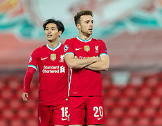 2020-10-27 Liverpool v Midtjylland