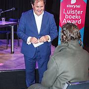 NLD/Amsterdam/20150518 - Uitreiking Storytel Luisterboek Award , Eppo van Nispen