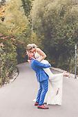 Bianca & Mario's Stunning Fall Whistle Bear Wedding
