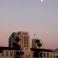USA, California, San Diego. San Diego County Offices.