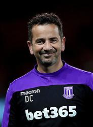 Stoke City head of performance Dave Carolan