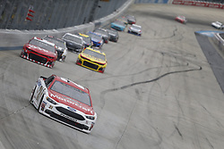 May 6, 2018 - Dover, Delaware, United States of America - Paul Menard (21) battles for position during the AAA 400 Drive for Autism at Dover International Speedway in Dover, Delaware. (Credit Image: © Justin R. Noe Asp Inc/ASP via ZUMA Wire)