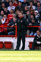 Photo: Dave Linney.<br />Nottingham Forest v Bournemouth. Coca Cola League 1. 29/04/2006Bournemouth boss.Sean O'Driscoll