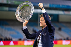 15-05-2019 NED: De Graafschap - Ajax, Doetinchem<br /> Round 34 / It wasn't really exciting anymore, but after the match against De Graafschap (1-4) it is official: Ajax is champion of the Netherlands / Edwin van der Sar
