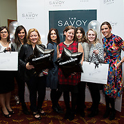09.12.2016           <br /> Limerick's top retailers hosted a group of influential bloggers for the inaugural #LimerickStyle event. <br /> The event saw 20 Irish bloggers go on a walking tour taking in a mix of Limerick retail stores where they enjoyed pop-up fashion shows and experience the city's famed style culture. <br /> <br /> Attending the event were, Orlaith Ryan, Vision 2 Opticians, Elaine Clogan, O'Donnell Boutique and Lily Store, Jacinta Khan, George Hotel, Richella Kerins, Vision 2 Opticians, Fionagh Ryan, Ryans Jewellers, Ana Aguila, O'Donnell Boutique, Kelly Moran, Limerick City and County Council and Laura Ryan, Limerick City and County Council. Picture: Alan Place
