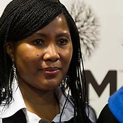 NLD/Amsterdam//20140319 - Presentatie House of Mandela wijnen,