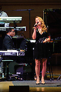"""Herbie Hancock and Susan Tedeschi at Herbie Hancock's """"Seven Decades: The Birthday Celebration"""" at Carnegie Hall. June 24, 2010"""