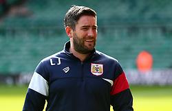 Bristol City head coach Lee Johnson arrives at Carrow Road for the Sky Bet Championship fixture against Norwich City - Mandatory by-line: Robbie Stephenson/JMP - 23/09/2017 - FOOTBALL - Carrow Road - Norwich, England - Norwich City v Bristol City - Sky Bet Championship