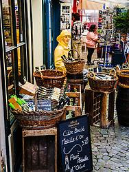 Shop in Honfleur, France