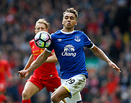 Dominic Calvert Lewin of Everton in action during the English Premier League match at Anfield Stadium, Liverpool. Picture date: April 1st 2017. Pic credit should read: Simon Bellis/Sportimage