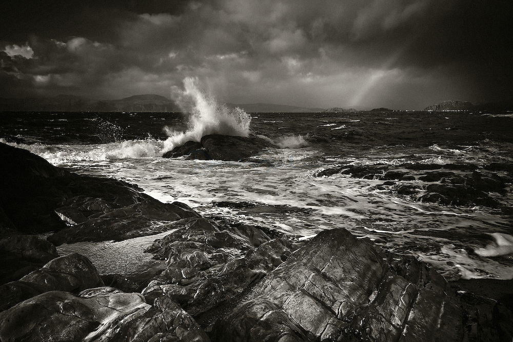Luing, Cullipool, Scotland,