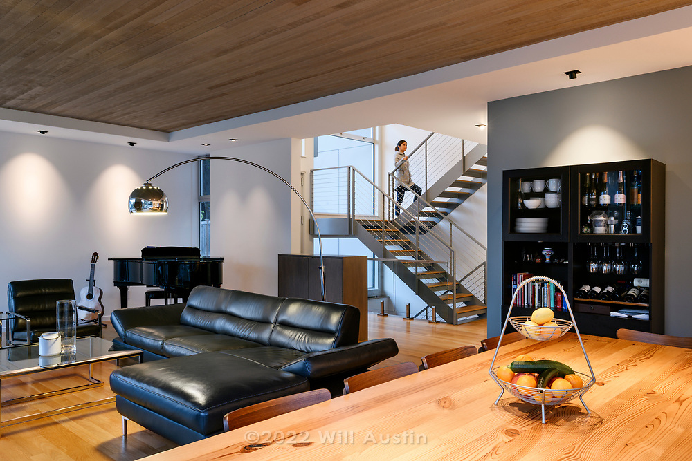 Seattle home designed by Lane Williams Architects