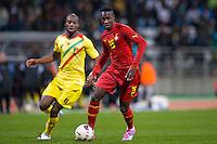 Boakye Yiadom  - 31.03.2015 - Ghana / Mali  - Match amical<br /> Photo : Andre Ferreira / Icon Sport
