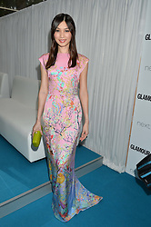 GEMMA CHAN at the Glamour Women of The Year Awards held in Berkeley Square, London on 2nd June 2015.