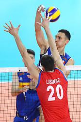 ROBERTO RUSSO (ITALIA)<br /> ITALIA - SERBIA<br /> PALLAVOLO VNL VOLLEYBALL NATIONS LEAGUE 2019<br /> MILANO 21-06-2019<br /> FOTO GALBIATI - RUBIN