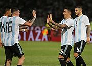 Copa Adidas 2018<br /> Argentina vs Mexico<br /> Estadio Mario Alberto Kempes<br /> Cordoba<br /> Argentina