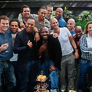 NLD/Amsterdam/20110905 - Dad's Moment 2011, Yes-r, Koert-Jan de Bruijn, Lodewijk Hoekstra, Manuel Venderbos en Sergio Zaandam