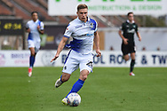 Gavin Reilly (20) of Bristol Rovers during the EFL Sky Bet League 1 match between Bristol Rovers and Plymouth Argyle at the Memorial Stadium, Bristol, England on 8 September 2018.