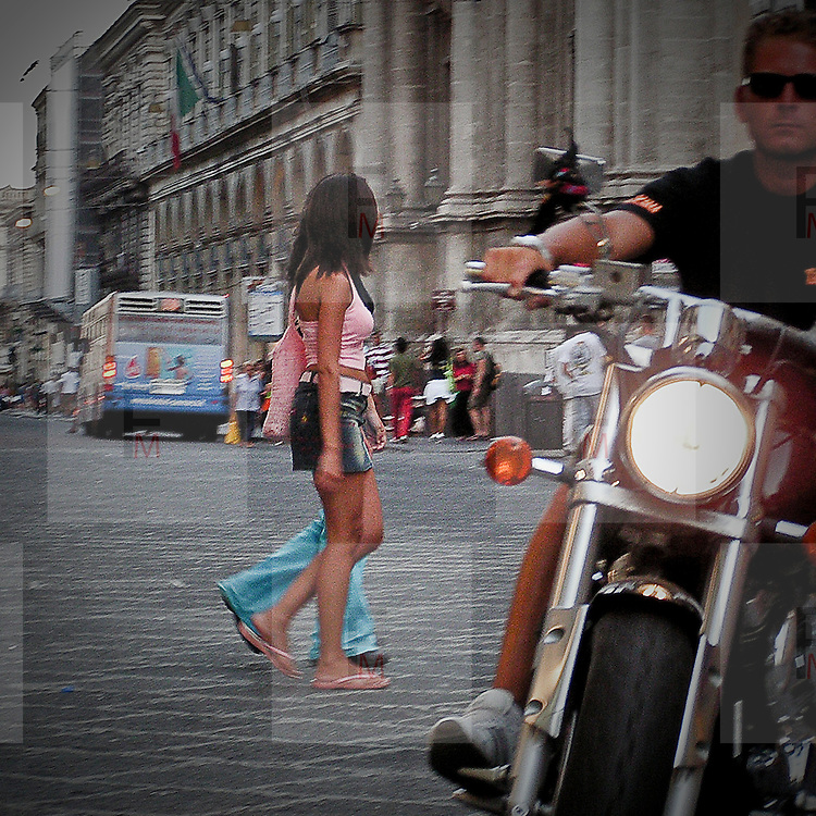 Via Etnea in Catania