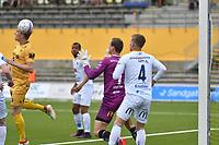 Fotball , 11 juni 2017 , OBOSligaen , Glimt - Jerv , Øyvind Christoffer Vogt Knutsen, Kristian Fardal Opseth, Espen Ramse Knudsen
