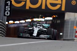 May 23, 2019 - Monte Carlo, Monaco - xa9; Photo4 / LaPresse.23/05/2019 Monte Carlo, Monaco.Sport .Grand Prix Formula One Monaco 2019.In the pic: Valtteri Bottas (FIN) Mercedes AMG F1 W10 (Credit Image: © Photo4/Lapresse via ZUMA Press)