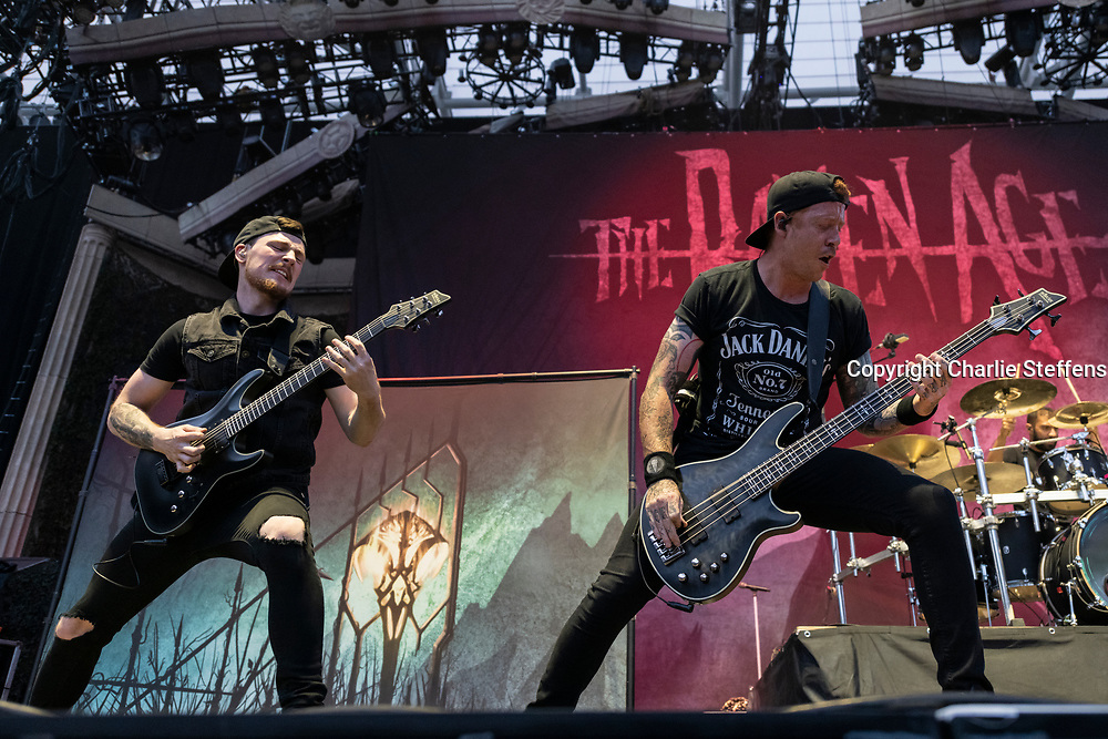 The Raven Age at Banc of California Stadium on September 14, 2019 in Los Angeles, California.