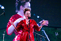 Lily La Scala  at the Also Festival 2021 at Cpmton Verney,photo by Mark Anton Smith<br /> .