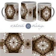Mug Showcase 31 - Shop here:  https://2-julie-weber.pixels.com/products/bundt-pan-design-2-julie-weber-coffee-mug.html