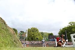 Jensen, Stefan, Carentus<br /> Hamburg - Hamburger Derby 2015<br /> 86. Deutsches Springderby<br /> © www.sportfotos-lafrentz.de/Stefan Lafrentz