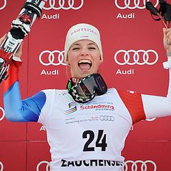 20110109: AUT, FIS World Cup Ski Alpin, Ladies SuperG, Zauchensee