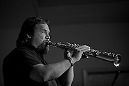 Bob Hemenger, musician and teacher from Pagosa Springs, CO.  2013