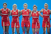 Out & About at Day Three of the Investec London Cup, Lee Valley Hockey & Tennis Centre, London, UK on 12 July 2014. Photo: Simon Parker