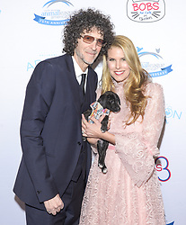 November 15, 2019, New York, New York, United States: Howard Stern and Beth Stern attend the North Shore Animal League America's 2019 Annual Get Your Rescue On Gala at Pier 60 (Credit Image: © Lev Radin/Pacific Press via ZUMA Wire)