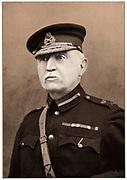 Lieutenant-General Thomas Kelly-Kenny, commander of British infantry at Driefontein. 2nd Boer War 1899-1902.