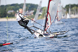 , Kiel - Kieler Woche 21. - 29.06.2014, Musto Skiff - GER 495