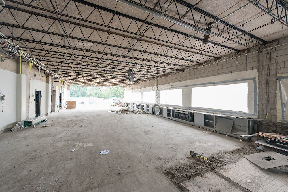 Central High School Bridgeport CT Expansion & Renovate as New. State of CT Project # 015--0174   Progress Submission 04 Interior 27 May 2015