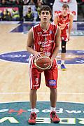 DESCRIZIONE : Campionato 2014/15 Dinamo Banco di Sardegna Sassari - Giorgio Tesi Group Pistoia<br /> GIOCATORE : Tommaso Bianchi<br /> CATEGORIA : Tiro Libero<br /> SQUADRA : Giorgio Tesi Group Pistoia<br /> EVENTO : LegaBasket Serie A Beko 2014/2015<br /> GARA : Dinamo Banco di Sardegna Sassari - Giorgio Tesi Group Pistoia<br /> DATA : 01/02/2015<br /> SPORT : Pallacanestro <br /> AUTORE : Agenzia Ciamillo-Castoria / Luigi Canu<br /> Galleria : LegaBasket Serie A Beko 2014/2015<br /> Fotonotizia : Campionato 2014/15 Dinamo Banco di Sardegna Sassari - Giorgio Tesi Group Pistoia<br /> Predefinita :