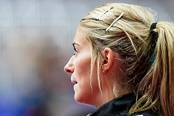 08-12-2019 JAP: Netherlands - Germany, Kumamoto<br /> First match Main Round Group1 at 24th IHF Women's Handball World Championship, Netherlands lost the first match against Germany with 23-25. / Estavana Polman #79 of Netherlands