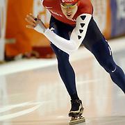 NLD/Heerenveen/20060122 - WK Sprint 2006, 2de 500 meter heren, Stefan Groothuis