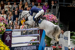 Philippaerts Olivier, BEL, H&M Legend Of Love<br /> LONGINES FEI World Cup™ Finals Gothenburg 2019<br /> © Hippo Foto - Stefan Lafrentz<br /> 07/04/2019