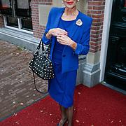 NLD/Amsteram/20121024- Presentatie biografie Joop van den Ende, Anneke Gronloh