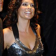 NLD/Amsterdam/20061108 - Presentatie van December 2006 nummer van de Playboy met Heleen van Royen en haar partner Ton van Royen
