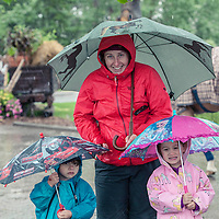 Candids Only - RAINED OUT