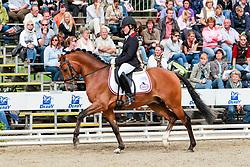 , Warendorf - Bundeschampionate  01. - 05.09.2010, Champagner de Luxe 2 - Hartmann-Stommel, Wibke