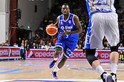 DESCRIZIONE : Beko Legabasket Serie A 2015- 2016 Dinamo Banco di Sardegna Sassari - Enel Brindisi<br /> GIOCATORE : Durand Scott<br /> CATEGORIA : Palleggio<br /> SQUADRA : Enel Brindisi<br /> EVENTO : Beko Legabasket Serie A 2015-2016<br /> GARA : Dinamo Banco di Sardegna Sassari - Enel Brindisi<br /> DATA : 18/10/2015<br /> SPORT : Pallacanestro <br /> AUTORE : Agenzia Ciamillo-Castoria/C.Atzori