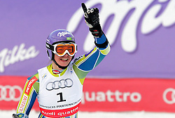 SKI ALPIN: WM 2011, Riesenslalom, Damen, Garmisch-Partenkirchen, 17.02.2011<br />