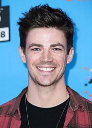 INGLEWOOD, LOS ANGELES, CA, USA - MARCH 24: Nickelodeon's 2018 Kids' Choice Awards held at The Forum on March 24, 2018 in Inglewood, Los Angeles, California, United States. 24 Mar 2018 Pictured: Grant Gustin. Photo credit: Xavier Collin/Image Press Agency / MEGA TheMegaAgency.com +1 888 505 6342