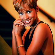 Halle Berry, photographed July 15, 1999 in Los Angeles.
