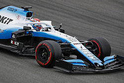 February 20, 2019 - Barcelona, Spain - 63 RUSSELL George (gbr), Williams Racing F1 FW42, action during Formula 1 winter tests from February 18 to 21, 2019 at Barcelona, Spain - Photo  /  Motorsports: FIA Formula One World Championship 2019, Test in Barcelona, (Credit Image: © Hoch Zwei via ZUMA Wire)